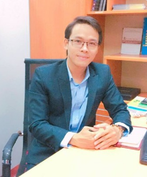Luật sư Đỗ Thành Lâm