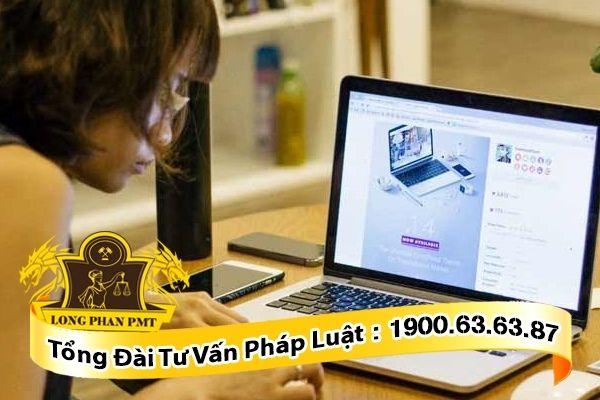 Trình tự, thủ tục nộp hồ sơ trực tuyến tại Cỏng thông tin điện tử quốc gia về đăng ký doanh nghiệp