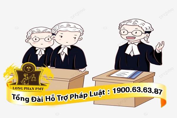 quy trình bào chữa của luật sư