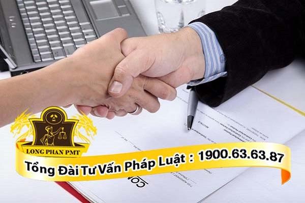 phí tư vấn hợp đồng tại công ty luật long phan pmt