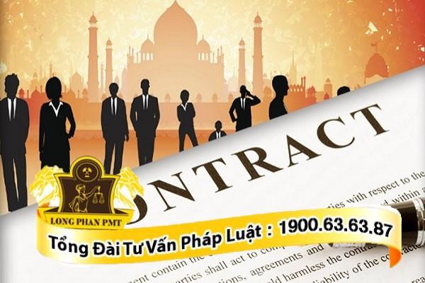 giao dịch hợp đồng công ty luật long phan pmt
