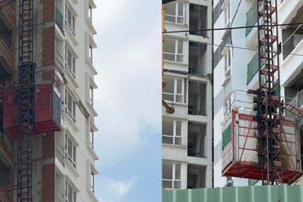 an toàn lao động trong thi công xây dựng