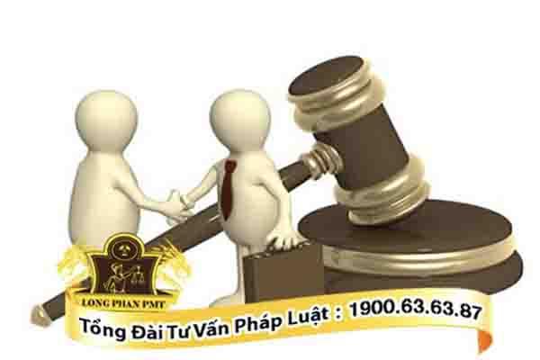 Thẩm quyền giải quyết khi tranh chấp phát sinh